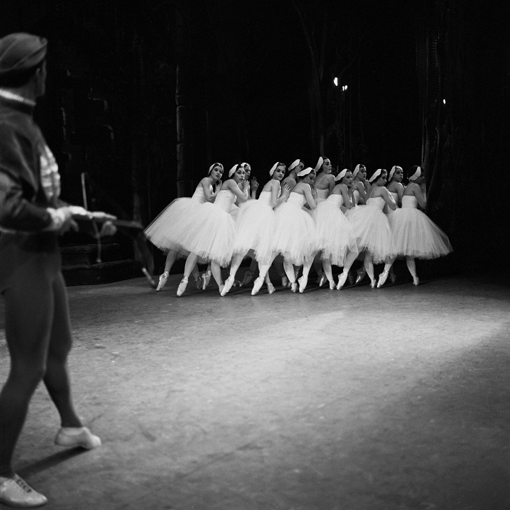 Swan Lake, 1962