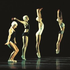 Artists of The Australian Ballet in Meryl Tankards The Deep End, 1996. Photo Jim McFarlane